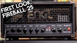 First Look: ENGL Fireball 25