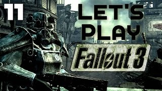 Let's Play Fallout 3 Part 11 - RobCo: Factory Of Death