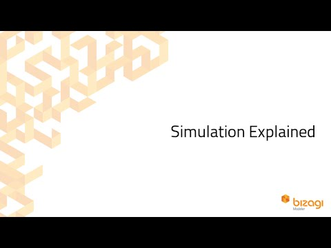 Bizagi Modeler - Process Simulation Explained