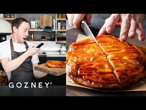Pancetta And Maple Butter Pancake Pizza | Roccbox Recipes | Gozney