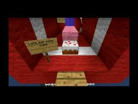 A Minecraft Digestive System YouTube - Minecraft hauser maps
