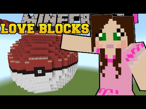 Minecraft: GOTTA LOVE BLOCKS! - TNT ESCAPE - Custom Map [3]