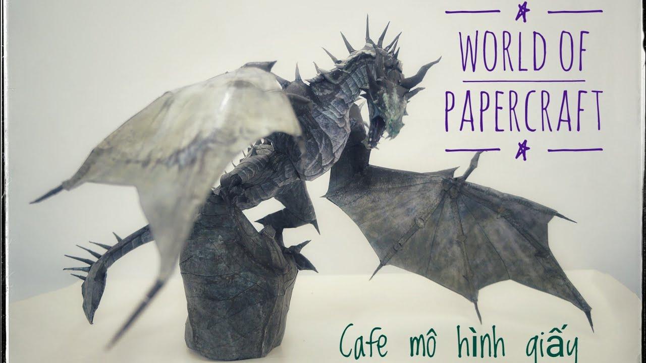 Thế Giới Mô Hình một thế giới sáng tạo, khoa học, nghệ thuật [papercraft]