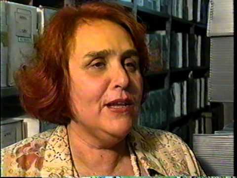 Entrevista com Jesse Jane - ex-diretora do Arquivo Público do Estado do Rio de Janeiro (APERJ)