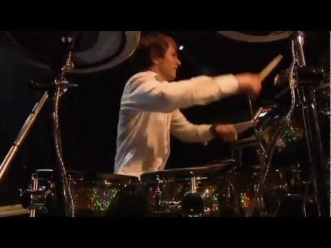 #09 Baard Kolstad from Norway (Winner); V-Drums World Championship 2012