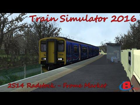 Train Simulator 2016: Radstock - Frome Market  