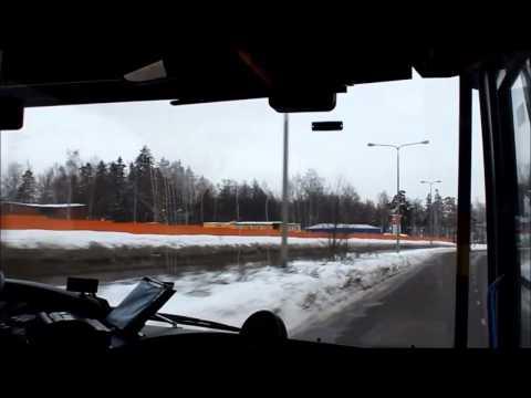 102: Kamppi - Otaniemi