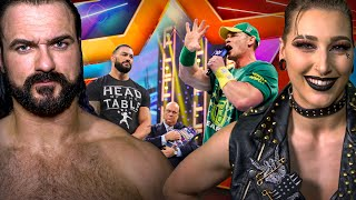 Superstars predict Roman Reigns vs John Cena