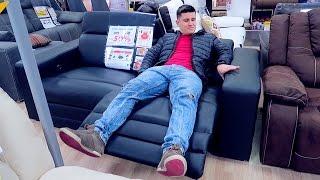 vlog кажется мы нашли идеальный диван 30 01 17