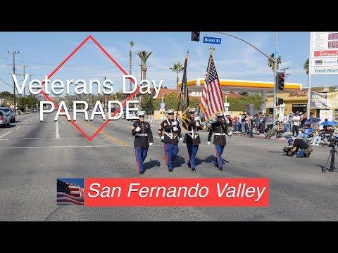 2017 San Fernando Valley Veterans Parade
