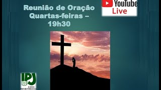 Reunião Oração online  08 de abril de 2021