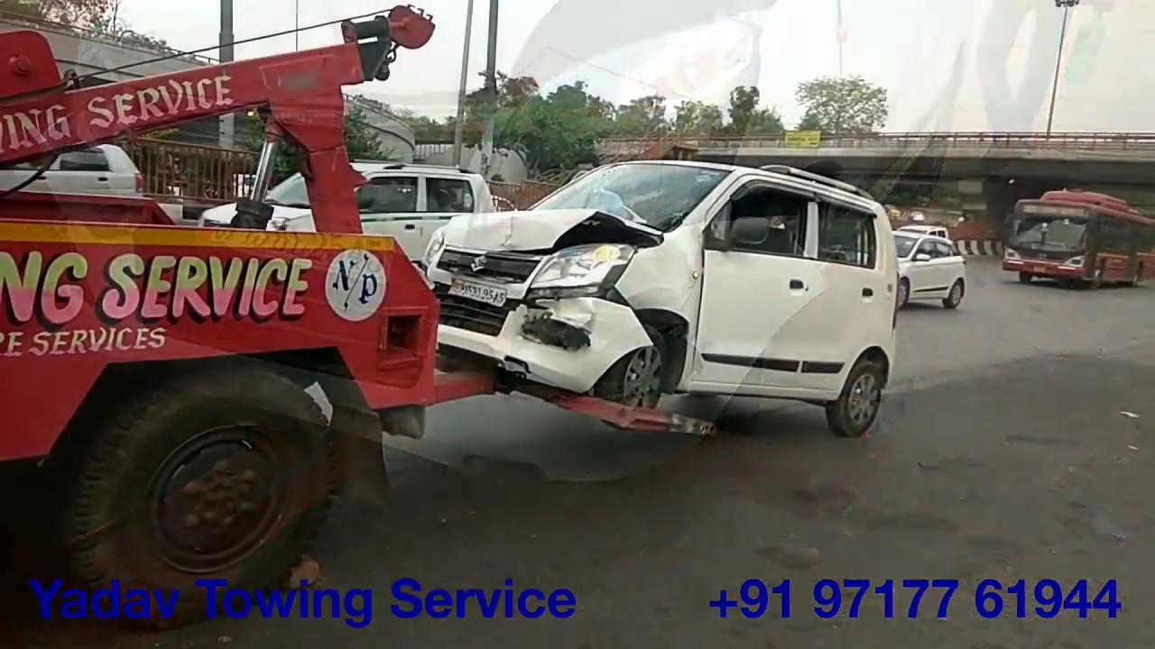 Car Towing Service In Delhi