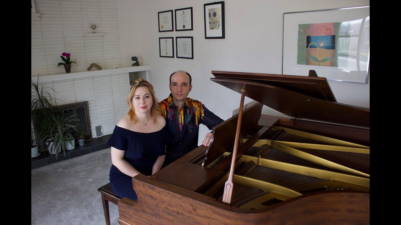 Dvorak Legends for Piano Four Hands