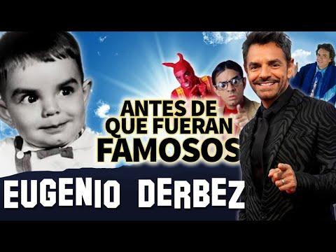 Eugenio Derbez |Antes