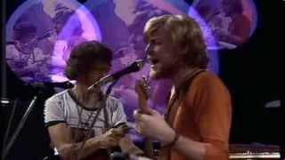 Alexis Korner med Peter Thorup 1971