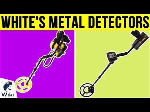 10 Best White's Metal Detectors 2019