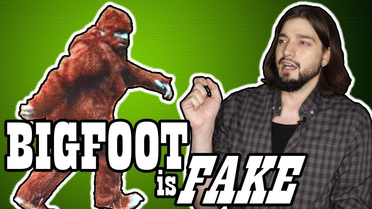 Bigfoot is FAKE - Part 2