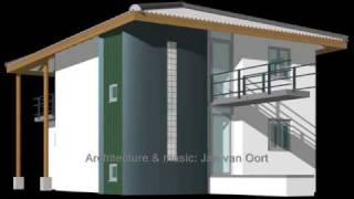 Architecture: Villa Curaçao (caribbean) By Jan Van Oort