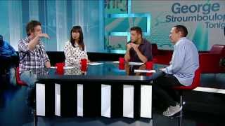 The Panel: Gilbert Gottfried, Ryan Belleville and Pay Chen on GST (11/26/13)