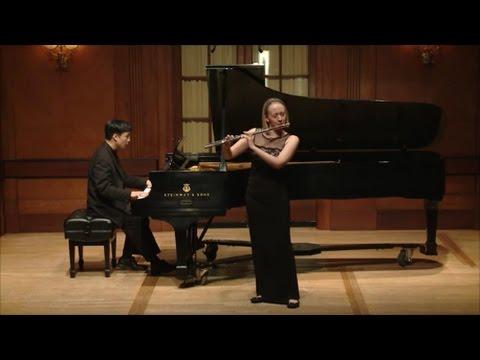 Prokofiev's Flute Sonata