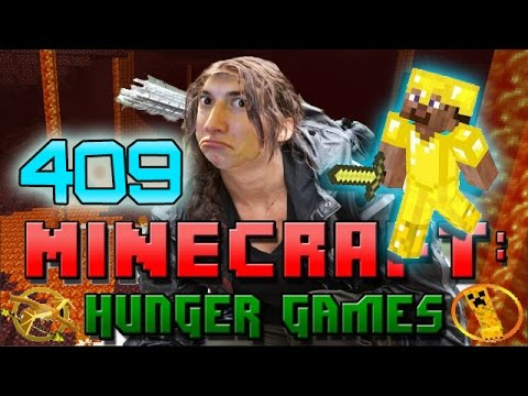 Minecraft: Hunger Games w/Mitch! Game 409 - Best Golden Warrior Battles! - TheBajanCanadian  - eJBHoMSffy4 -