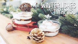 Rezept für ein winterliches Tiramisu - #euREWEihnachtsküche
