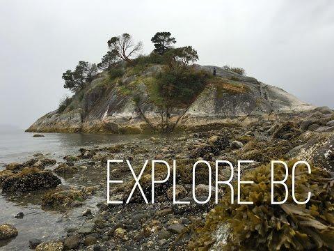 Explore British Columbia | Travel Ideas | Road Trip Across Canada