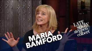 Maria Bamford Was In A Touring Cast Of 'Star Trek'