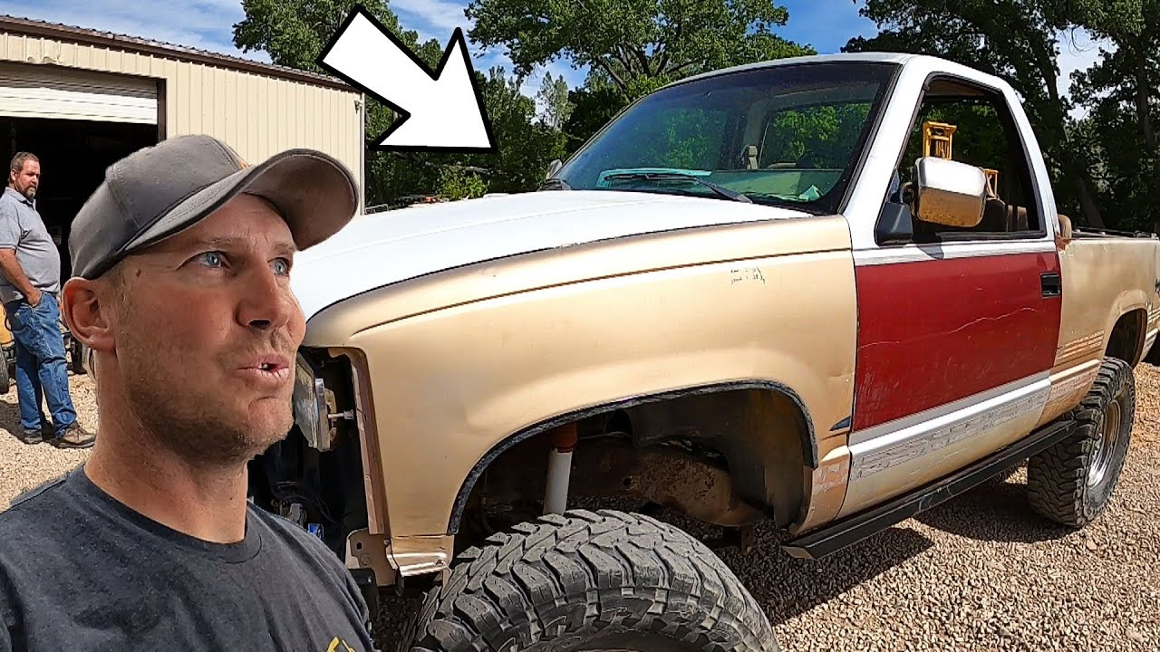 Will this FRANKENBLAZER be ready to wheel the Historic Rubicon?