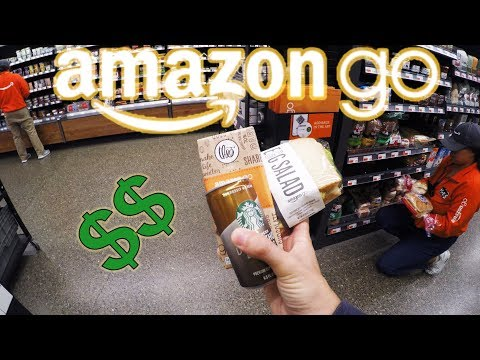 Amazon Go Cashierless Store Full Review Worth It?