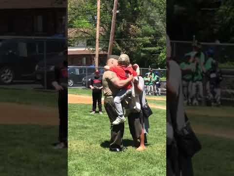 Lyndhurst Native's Homecoming Surprise For Son Will Melt Your Heart