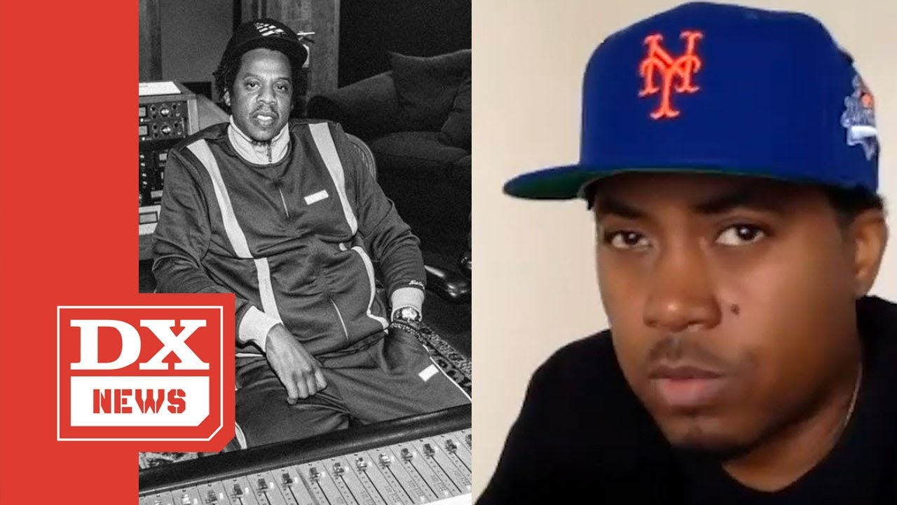 Nas Addresses JAY-Z's
