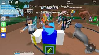 EPIC MINIGAMES YAY   Roblox