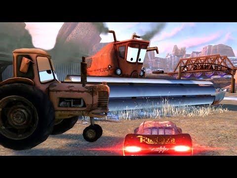 Planes disney pixar english animation dusty c doovi - Moissonneuse cars ...