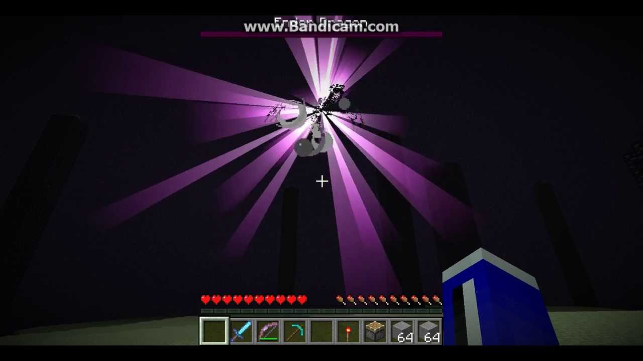 how to collect the ender dragon egg in minecraft