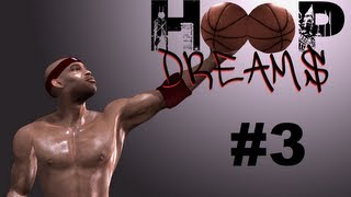 HOOP DREAMS:  NBA Street Homecourt #3