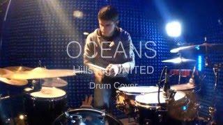 Oceans (Radio Version) -Hillsong UNITED- Drum Cover_SamueleDrums