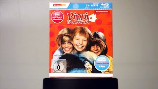 Unboxing: Pippi Langstrumpf (Limited Edition Blu-ray) deutsch