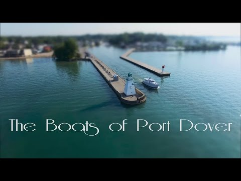 The Little Boats Of Port Dover