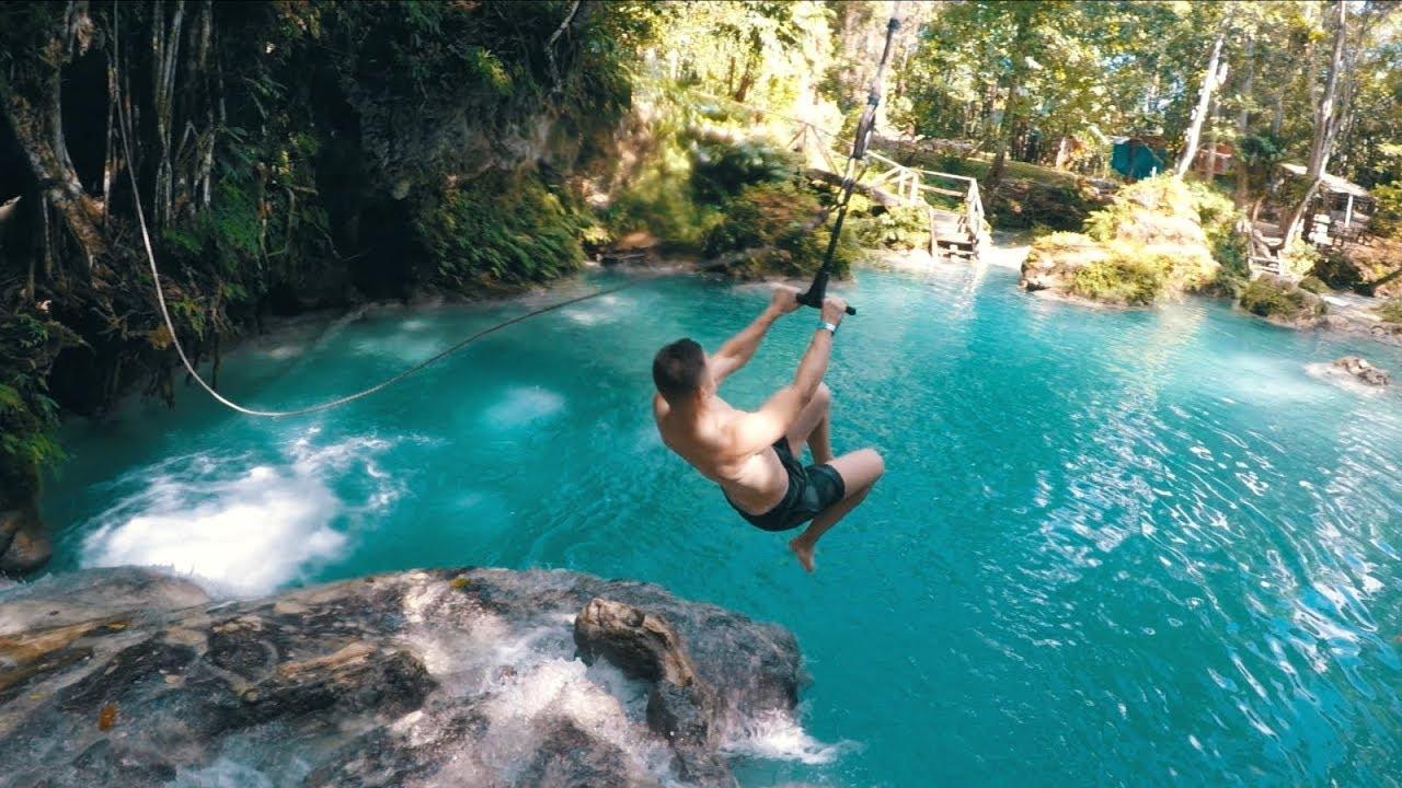 DER GEILSTE TAG IN JAMAIKA! ∙ Ocho Rios Blue Hole ∙ #Vlog 112