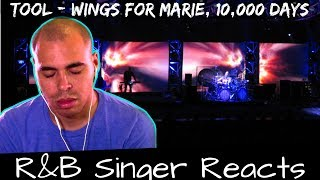 RampB Head Reacts to Tool - Wings for Marie 10,000 Days pt 1 and 2
