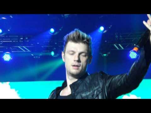 Backstreet Boys - Breathe Rotterdam 2014 (Nick Cam)
