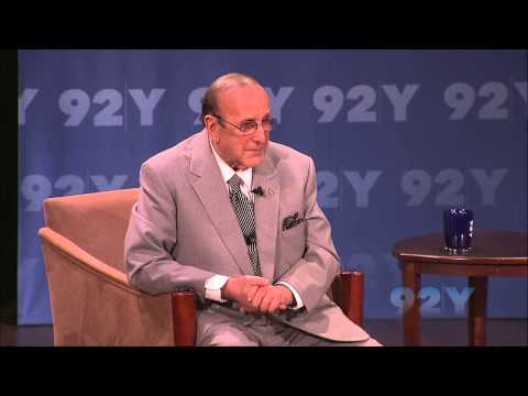 Clive Davis on Being Fired from Columbia Records