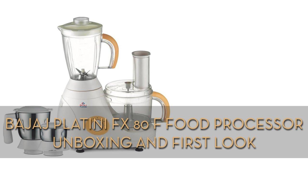 Bajaj fx11 manual bajaj food processor star cj array bajaj platini px 80f 600 watt food processor unboxing youtube rh youtube com fandeluxe Gallery