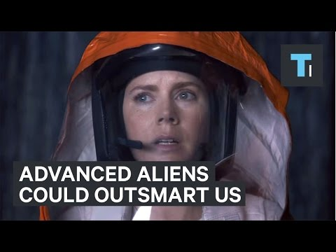 Advanced aliens could be nothing we would expect
