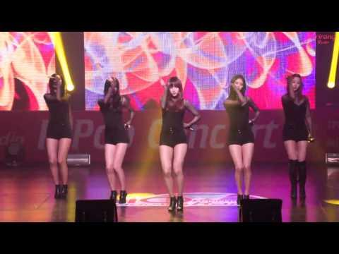 Arirang Radio K-Pop Concert - EXID - 매일 밤 Every Night 130622