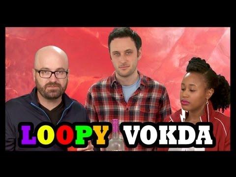 Surprisingly Mediocre Fruit Loop Vodka!! - Food Feeder