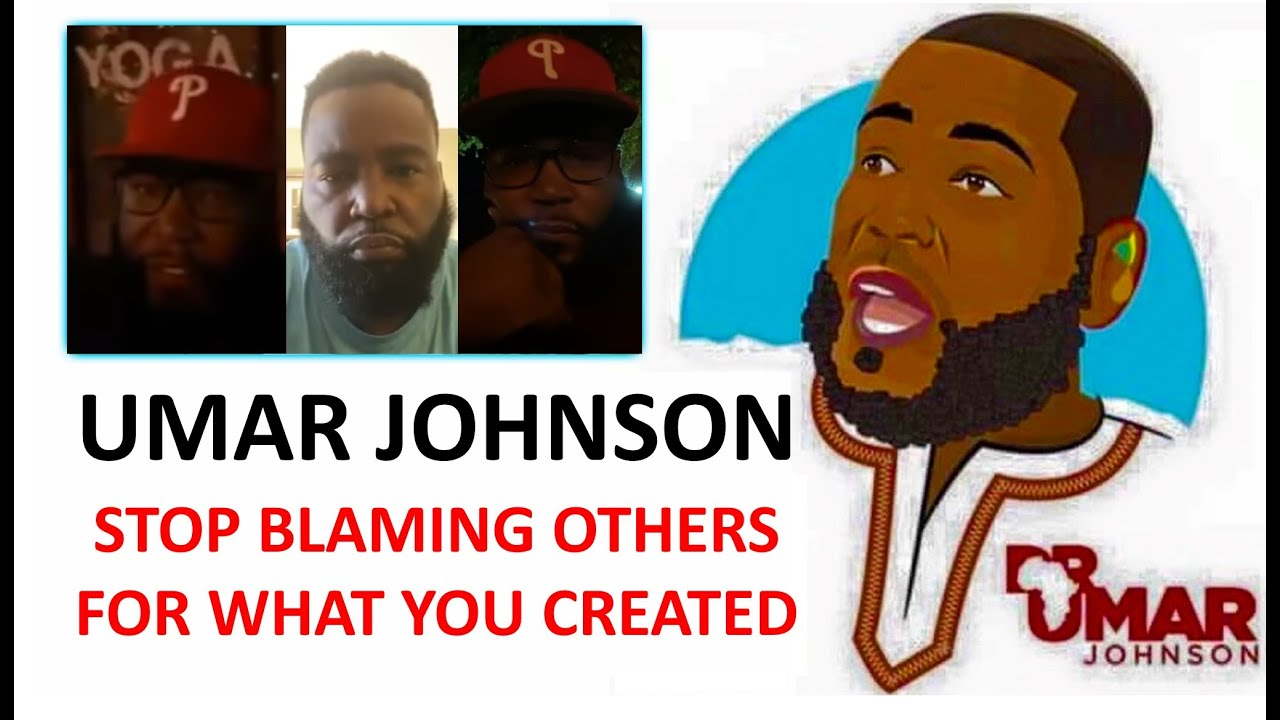 Umar Johnson Turns Vandalism Into Disgraceful Self-Promotion ~ Then Begs For Money - Part 1