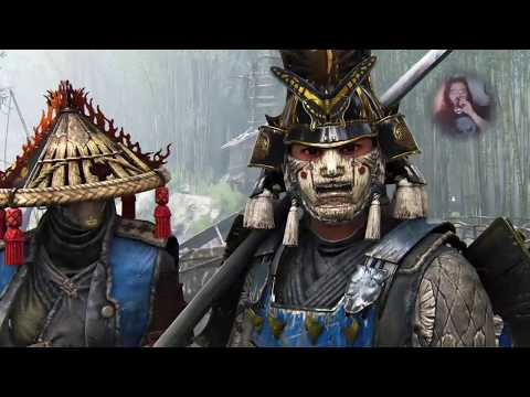 For Honor trying to FINISH this story on HARD