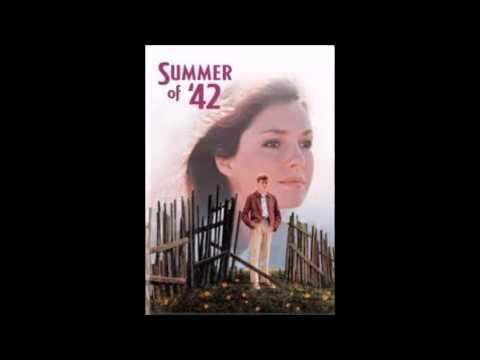 The summer knows (Michel Legrand) verano del 42